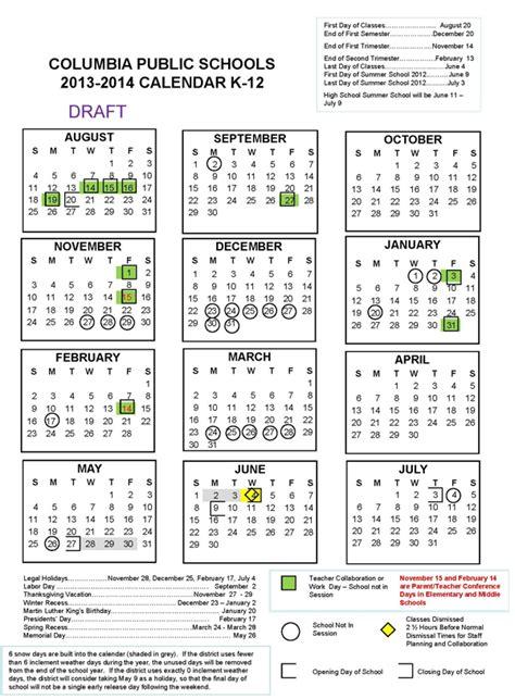 Penn Academic Calendar Accredited Collegiate School Fair This 2013 14 School