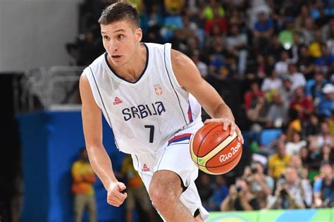 Five Players to watch during EuroBasket 2017 - Sports ... Bogdan Bogdanovic