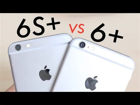 iphone 6 plus vs iphone 6s plus in 2019 comparison review