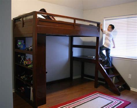 loft bed full size full size loft bed large size of desksbunk bed with desk