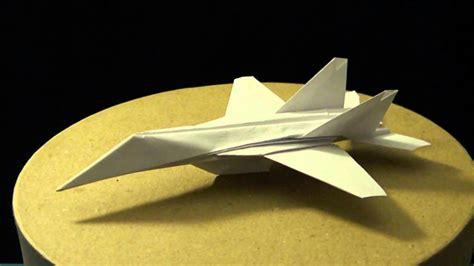 Origami F 22 - advanced origami f 18 hornet by ken hmoob