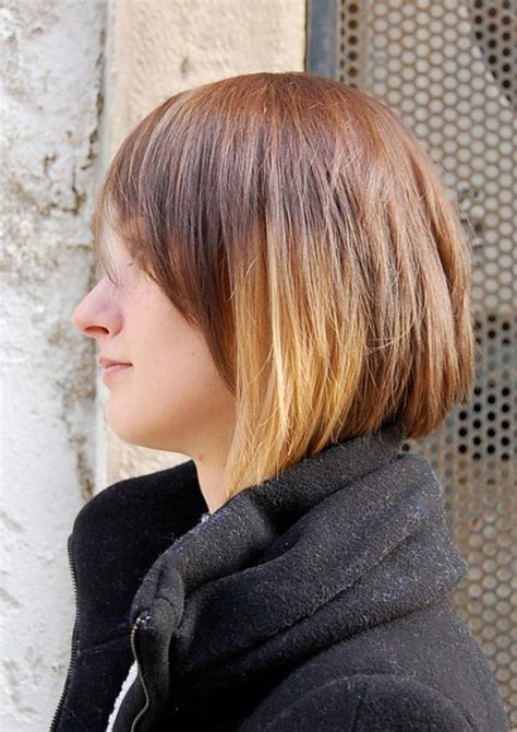 ombre hair on older women ombre hairstyles for short hair elle hairstyles