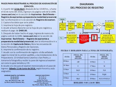 calendario de inscripciones para el segundo semestre calendario de pago segundo semestre 2016 calendario de