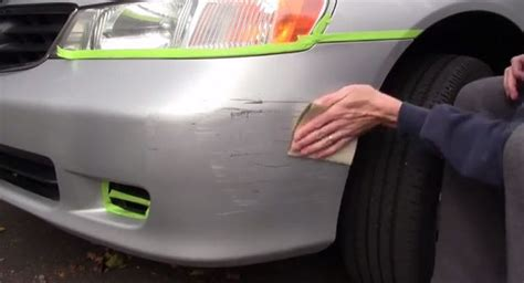 7 innovative ways of fixing scratches on a car s plastic