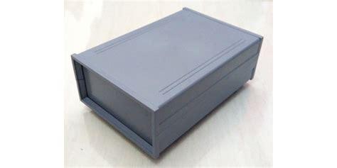Pinset Plastik jual box plastik abu abu 120x80x40