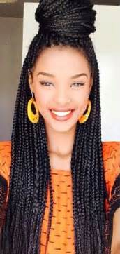 the half braided hairstyles in africa 60 totally chic and colorful box braids hairstyles to wear