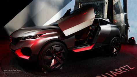 peugeot suv concept 500 hp peugeot quartz concept previews future french suv