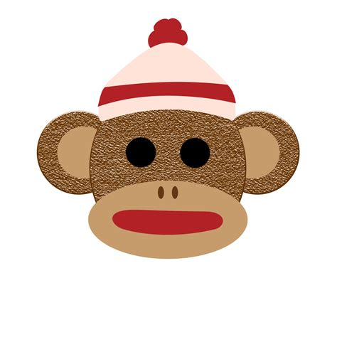 sock monkey sock monkey applique ideas cas ea and monkey