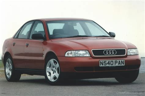 Audi A4 B5 1 8 T by Audi A4 B5 1 8 T 150 Km 1996 Sedan Skrzynia Ręczna Napęd