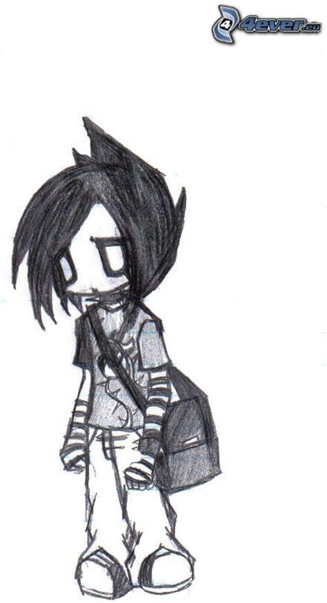 imagenes de amor triste para dibujar imagenes tristes para dibujar de emos imagui