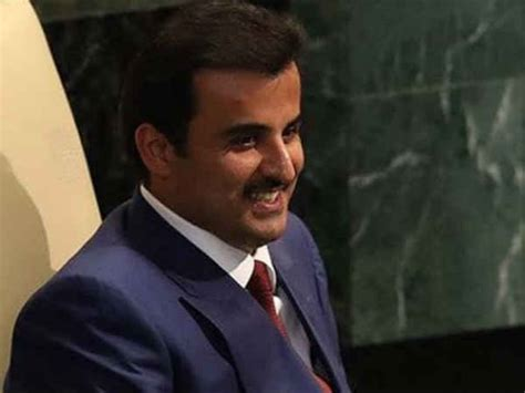 bookmyshow qatar emir of qatar arrives in jaipur for two day visit