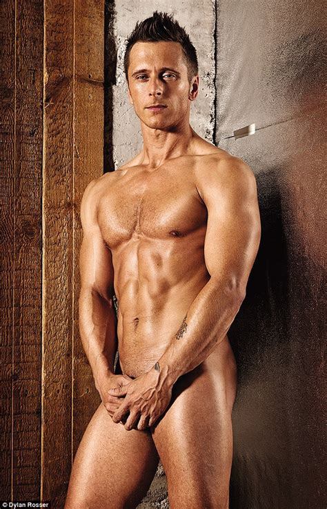 Ive S Ritchie Neville Reveals Abs And Biceps As He Poses