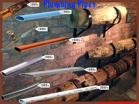 Meaning Of Plumbing by Plumbing Pipes Include History Within The Last 500 Years