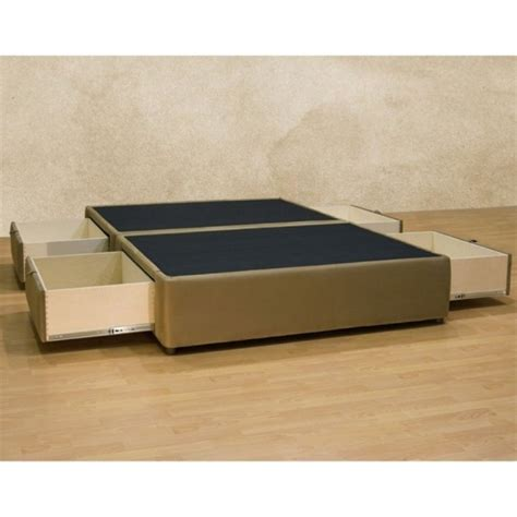 Platform Bed With Storage Underneath Platform Bed Frame With Storage Drawers Underneath Pictures 19 Bed Headboards