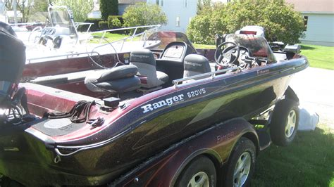 ranger bass boat no motor for sale ranger bass boat 003