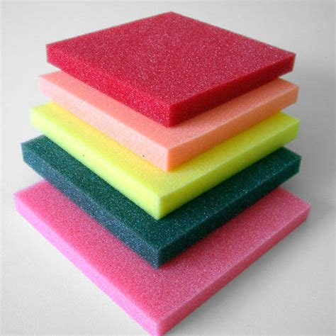 colored polyurethane maroon and yellow polyurethane colored foam rs 5