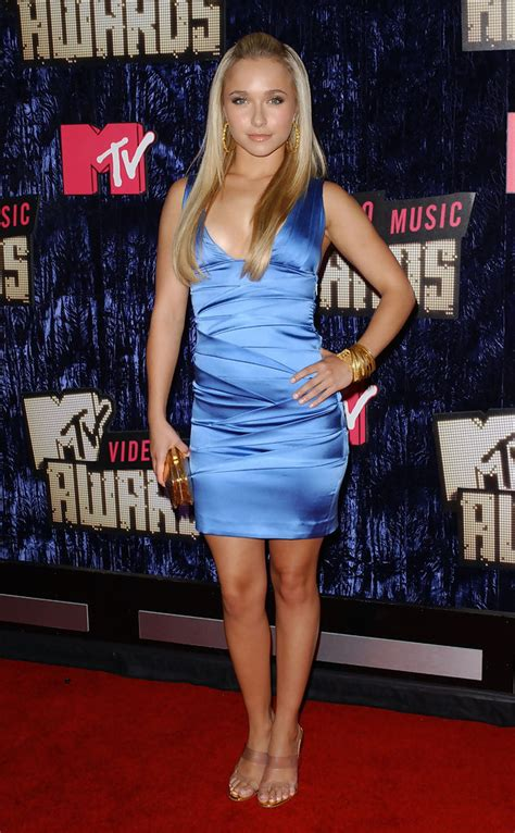 hayden panettiere    mtv video  awards zimbio