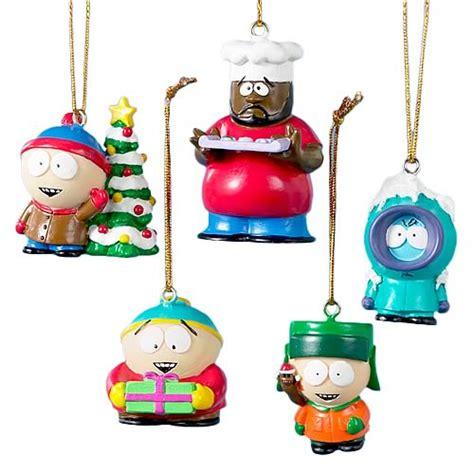 south park mini resin ornaments boxed set kurt s adler