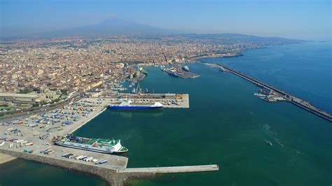 ente porto messina autorit 224 portuale di catania foto e
