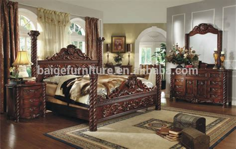 cot design home decor furnishings royal luxury bedroom furniture double layer bed double cot