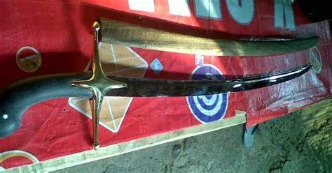 Jual Pedang Baja Putih pabrik pedang katana samurai senjata silat jual buat export pedang arab
