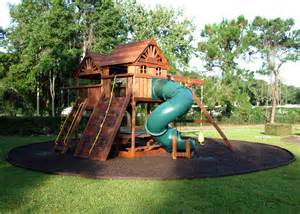 Backyard Playground Ideas Playground Ideas For Backyard Backyard Rubber Mulch The Friendly Material For Playgrounds