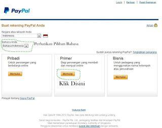 cara membuat akun paypal gratis 2015 cara daftar dan membuat akun paypal indonesia gratis