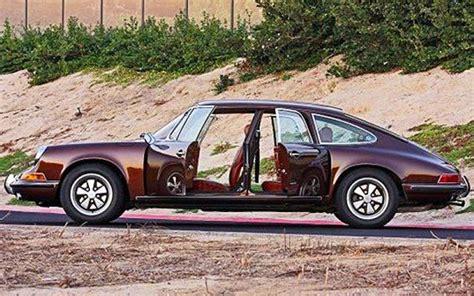 build a porsche will porsche build a porsche 911 sedan dpccars