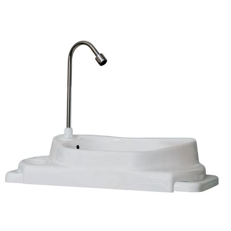 sinkpositive touch  waterspace saving adjustable