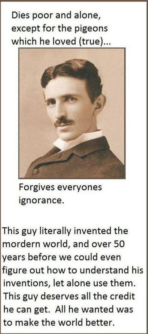 Facts About Nikola Tesla Facts About Nikola Tesla Barnorama