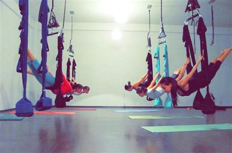 yoga swing exercises yoga swing classes and training yoga swings trapeze