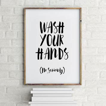 printable bathroom quotes best bathroom signs for home products on wanelo