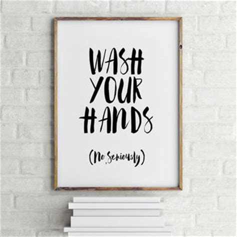 online bathroom quote good vibes only inspirational from typoarthouse on etsy