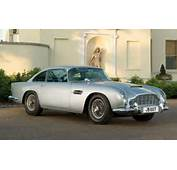 DB5 James Bond Edition 1964 Wallpapers And HD Images Car Pixel