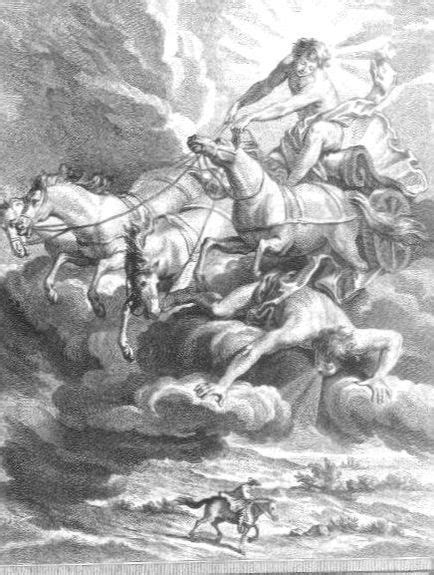 Boreas in Greek Mythology - Greek Legends and Myths