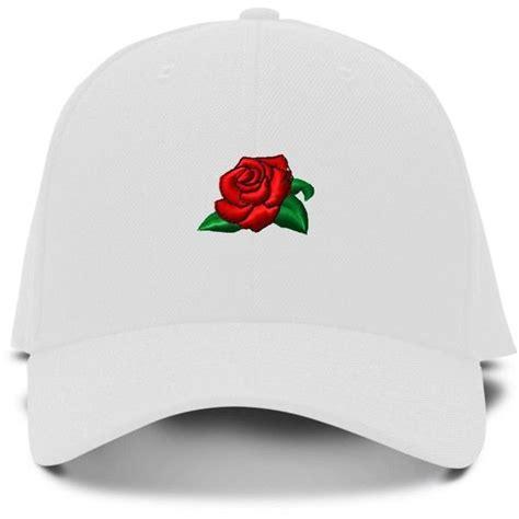 Flower Embroidered Baseball Cap 25 best ideas about baseball cap hair on