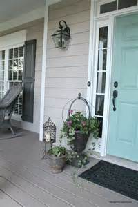 What Is The Best Gray Blue Paint Color For Outside Shutters Our Exterior House Paint Colors The Painted Chandelier