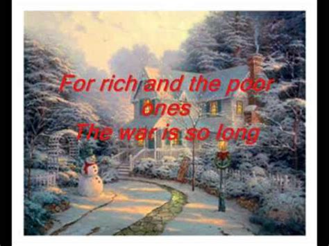 it is a christmas dion dion so this is lyrics