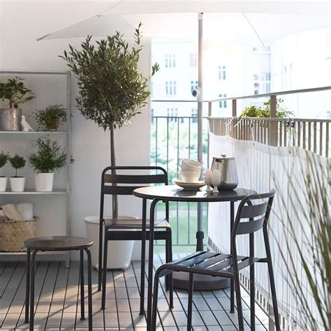 17 best ideas about balcony furniture on small