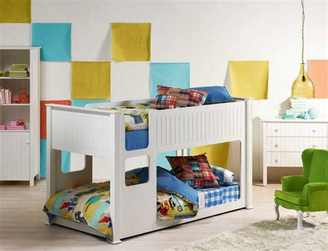 low toddler bed low bunk beds for toddlers with beautiful white ideas
