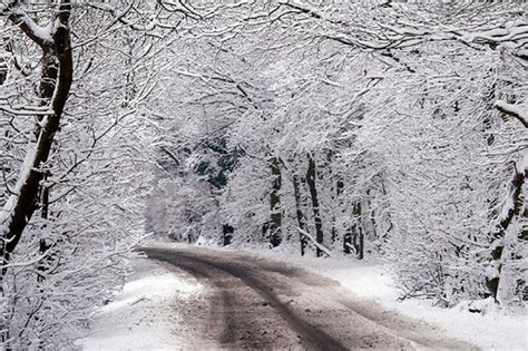 picture of snow uk weather snow and subzero temperatures to batter