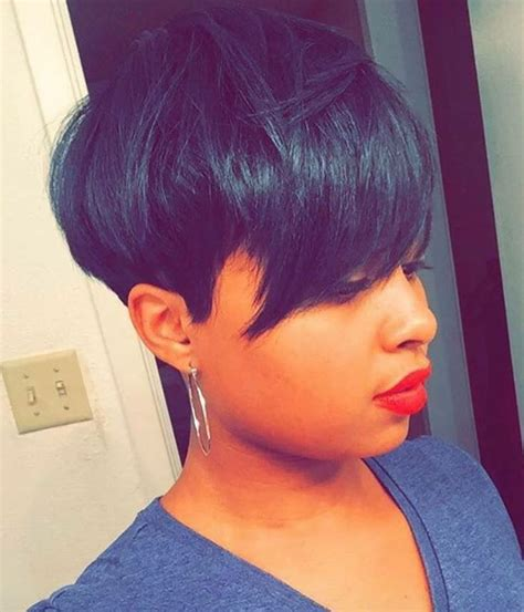 quick weave pixy cut with side sweep 194 best images about hair on pinterest