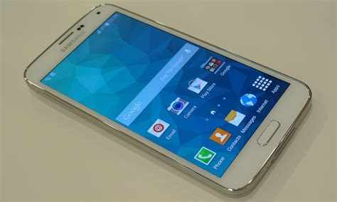 android s5 touchwiz ed android l running on galaxy s5 leaks neowin