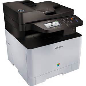 color all in one laser printer samsung xpress c1860fw color all in one laser sl c1860fw