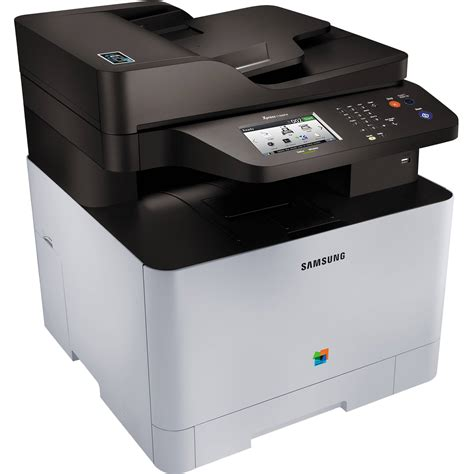samsung laser color printer samsung xpress c1860fw color all in one laser sl c1860fw