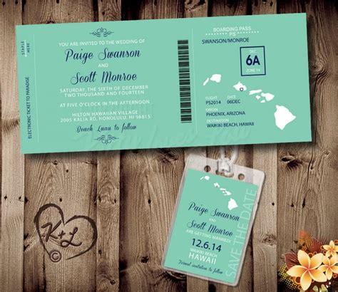 printable wedding invitation boarding pass printable boarding pass wedding set digital pdf