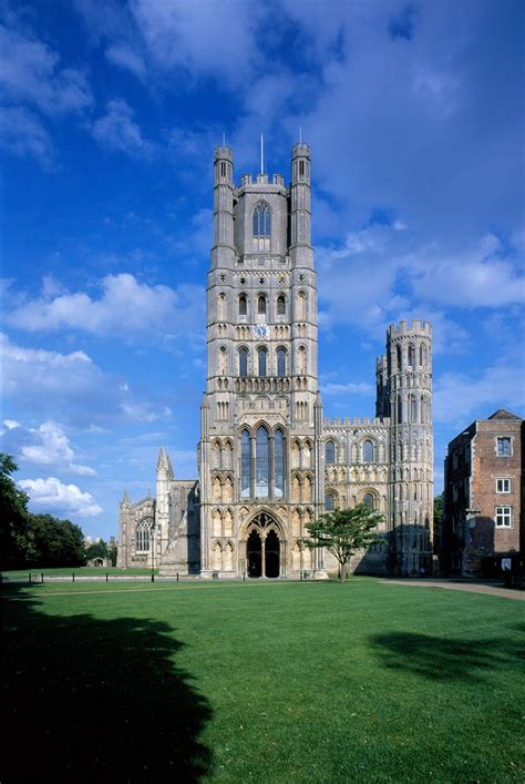 Octagon House Ely Cathedral Visitor Information