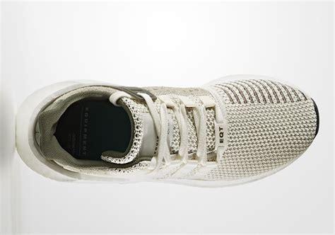 Adidas Eqt Support Refine Primeknit Ftwr White Beige Original Bnib adidas eqt support 93 17 boost beige green by9510