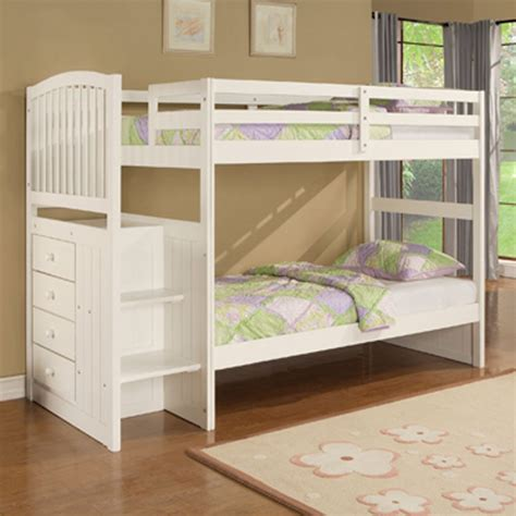 kids loft beds with stairs kids loft bed with stairs bunk beds design for kids furniture angelica by powell