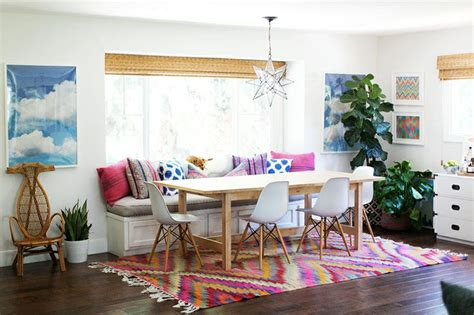 california style home decor decorate by number california eclectic dining room the